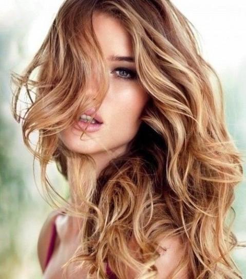 Colore capelli: bronde