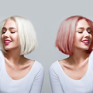 Cambia il colore dei tuoi capelli